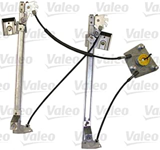 VALEO Power Window Regulator Lifter Front Left Fits SEAT Ibiza V 5 5DR 2008-2012