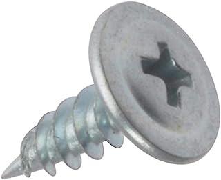 Forgefix DWSWH13 Wafer Head Drywall Schroef - Verzinkt