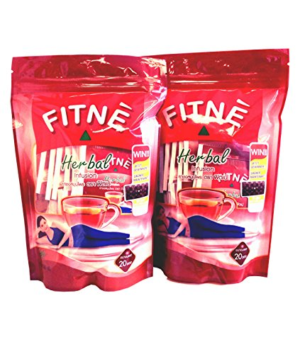 Fitne Herbal Infusion 2 Packs of 20 x 2g