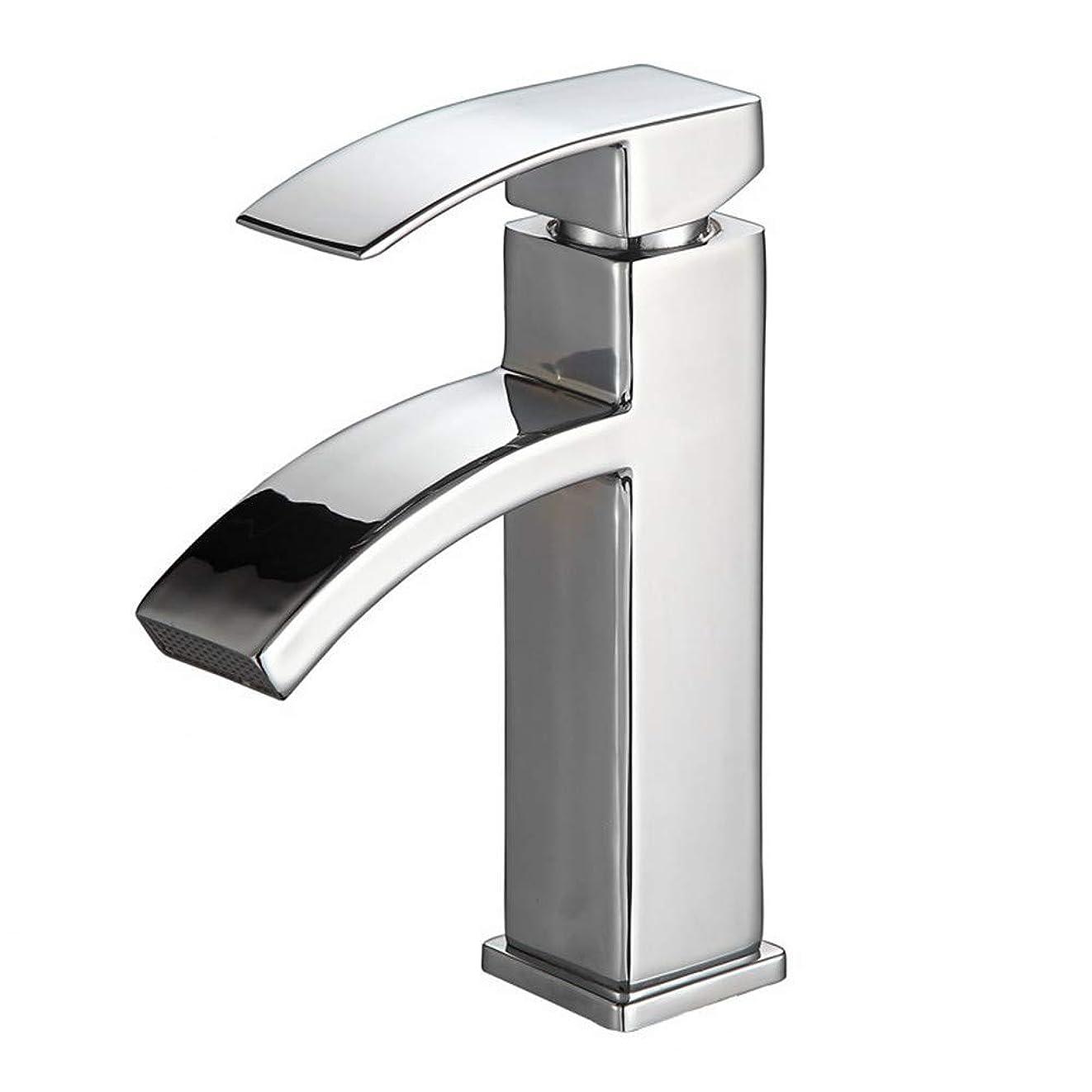 に負けるパーツ水っぽい浴室の単一のレバーの単一の洗面器のミキサーの蛇口、レバーのコックの洗面所の単一のレバーの単一の洗面器のミキサーの蛇口