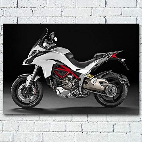 Motocicleta Bicicleta Deportiva_Puzzle Adulto 1000 Piezas_Se Puede Usar como un Juego de Rompecabezas o Pelota de estrés para Adultos_50x75cm