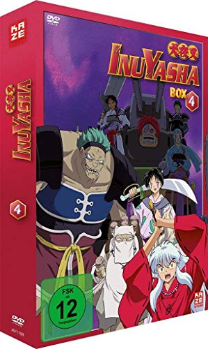 InuYasha - TV Serie - Vol.4 - [DVD] Relaunch