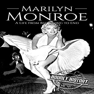 Marilyn Monroe: A Life from Beginning to End cover art