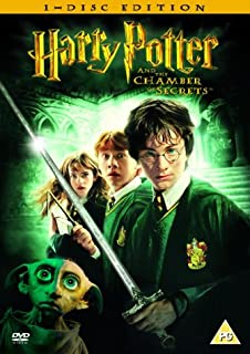 Harry Potter and the Chamber of Secrets [2002] [DVD] (B00063AO16) | Amazon price tracker / tracking, Amazon price history charts, Amazon price watches, Amazon price drop alerts