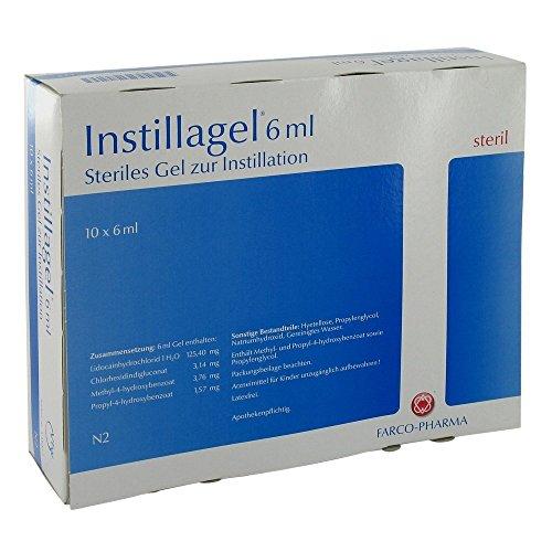 INSTILLAGEL 10X6 ml