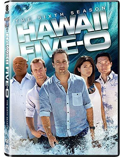 Hawaii Five O Stg.6 (Box 6 Dvd)