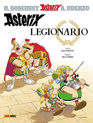 Asterix legionario (Italian Edition)
