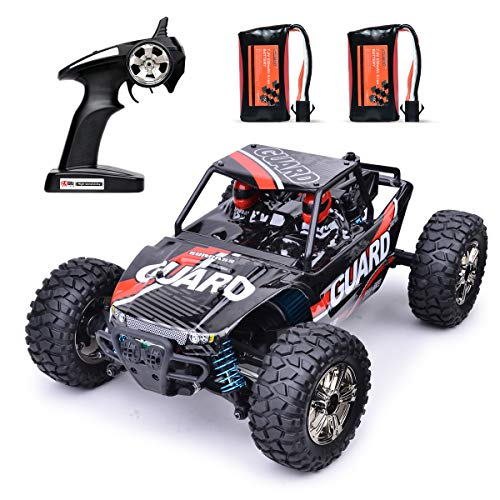 Remote Control Car High Speed RC Car, 4WD RC Rock Racer Off-Road Electric car,2.4Ghz Radio Remote Control Car, 1:14 Scale RTR Hobby,Remote Control Truck High Speed Racing Monster