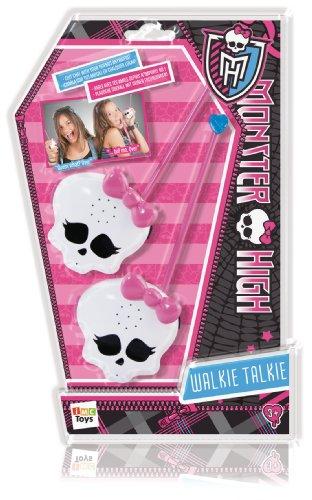 Monster High - 870130 - Jeu Électronique - Talkie Walkie - Monster High V2