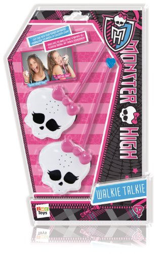 Monster High - 870130 - Jeu Électronique - Talkie Walkie - Monster High V2