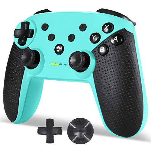 Controller Wireless per Switch, Gamepad EasySMX Joystick Remoto Joypad per Nintendo Switch Console Supporto Switch Pro e Windows 7/8/10