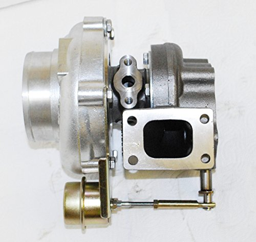 Turbo Charger GT30 GT3076 Internal Wastegate 5 bolt 12PSI .70 A/R
