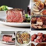 The Great Freezer Filler from Omaha Steaks (Butcher's Cut Filet Mignons, Top Sirloins, Chicken Fried...