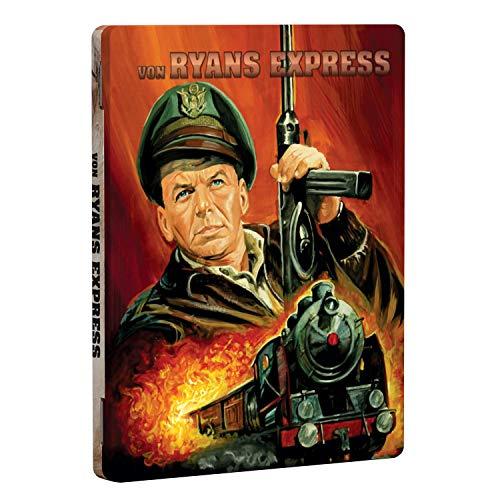 Von Ryans Express (Limited Steelbook Klassiker Edition) [Blu-ray]