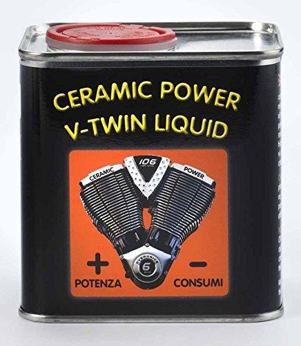 31-41M CERAMIC POWER LIQUID V-Twin 240ML FINO A 1200cc