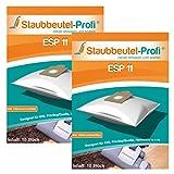 20 Staubsaugerbeutel geeignet für Profimaster Apix EL 110 inkl. Feinfilter von Staubbeutel-Profi®