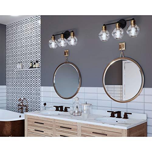 Progress Lighting P300051-020 Hansford Bath & Vanity, Bronze