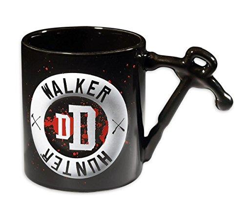 The Walking Dead Taza 3D Daryl Dixon/Walker Hunter