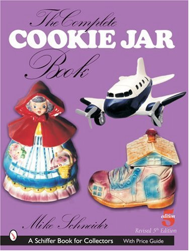 The Complete Cookie Jar Book (Sc...