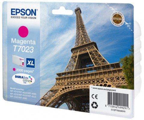 Epson T7023XL cartuccia d' inchiostro originale Magenta