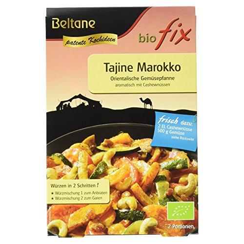 Beltane Biofix Tajine Marokko, Orientalische Gemüsepfanne, 23.6g