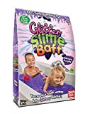 Glitter Slime Baff morado 150