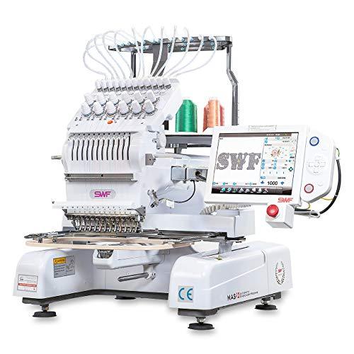 SWF MAS 12-Needle Embroidery Machine