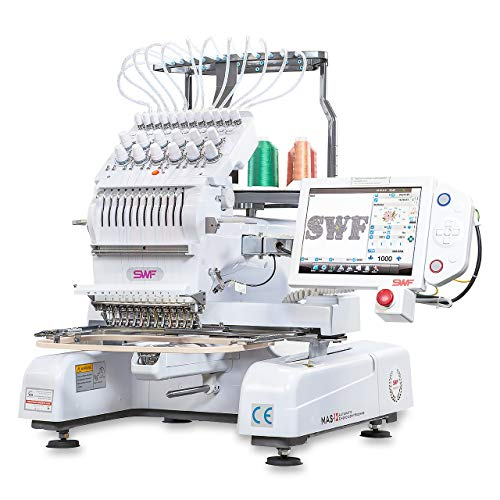 SWF MAS 12-Needle Embroidery Machine