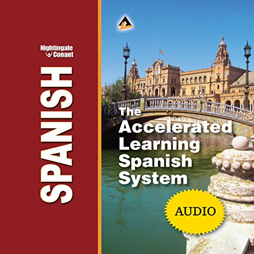 The Accelerated Learning Spanish System  By  cover art