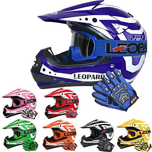 opiniones casco motocross niño calidad profesional para casa