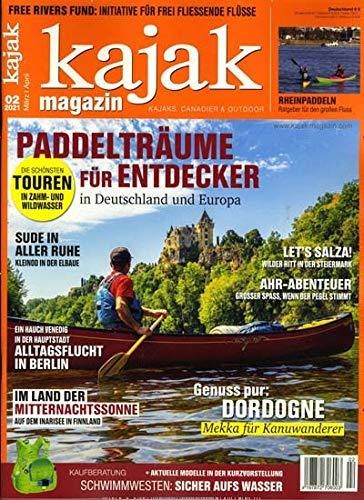 Kajak Magazin 2/2021