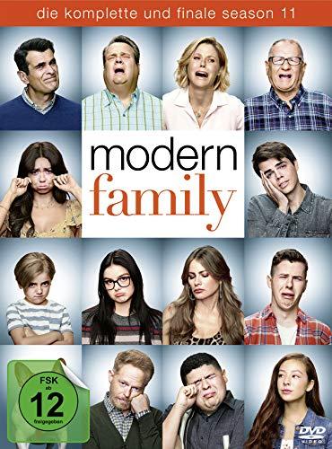 Modern Family - Die komplette und finale Season 11 [3 DVDs]