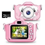 Kids Camera, Pellor Digital Camera for Kids 1080P HD Digital Video Recorder Shockproof