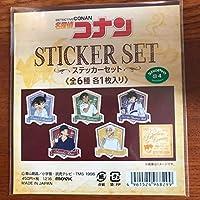 名探偵コナン ステッカーセット anime goods