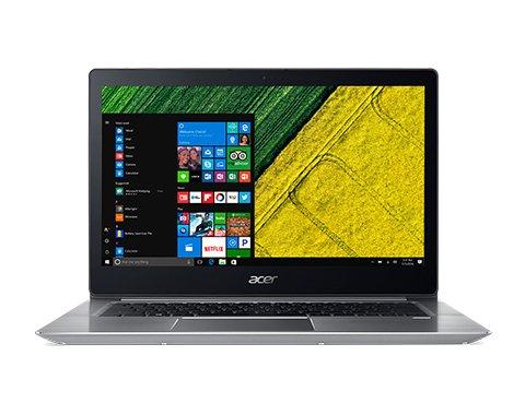 Acer Swift SF314-52-52MJ 2.50GHz i5-7200U Intel Core i5 14' 1920 x 1080pixels Silver Notebook