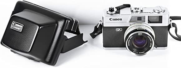 Canon Canonet QL17 35mm Rangefinder Camera 40mm f/1.7 Lens with Original Fitted Case