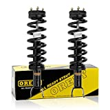 OREDY Front Pair Complete Shocks Struts Coil Springs Assembly Kit 172292 11620 Compatible with Dodge...