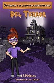 Sterling y el caso del campamento del terror: Libro Infantil / Juvenil - Novela Suspense / Humor - A partir de 8 años (Sterling Pitt quiere ser detective) (Spanish Edition)