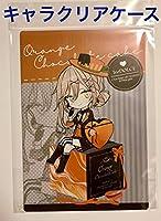 オレンジ チョコケーキ6姉妹 キャラクリアケース 硬質ケース 赤倉 イロドルチェ