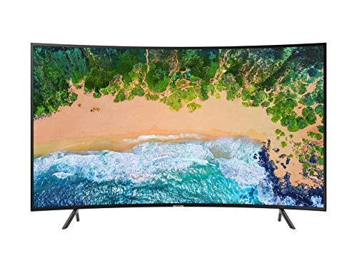 Samsung UE55RU7379 138 cm (55 Zoll) Fernseher (Curved, Ultra HD, HDR, Triple Tuner, 1500 PQI, Smart TV)