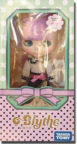 Blythe General Doll Simply Lilac