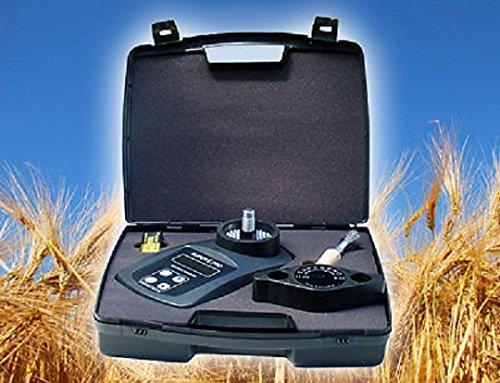 Getreidefeuchtemessgerät Feuchtemessgerät Feuchtemesser Getreide Restfeuchte grain meter