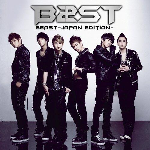 [画像:BEAST-Japan Edition(通常盤)]