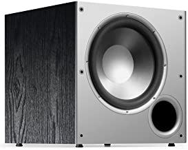 "Polk Audio PSW10 10"" Powered Subwoofer – Featuring High Current Amp and.."