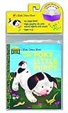 The Poky Little Puppy (Little Golden Book & CD)