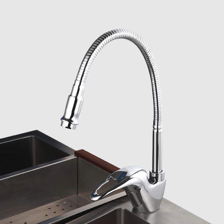 Gorheh Küchenarmatur Universal Direction Einhand-Kalt- Und Warmwassermischer
