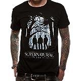 SUPERNATURAL スーパーナチュラル - Group Outline/Tシャツ/メンズ 【公式/オフィシャル】