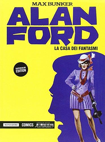 La casa dei fantasmi. Alan Ford Supercolor Edition: 4