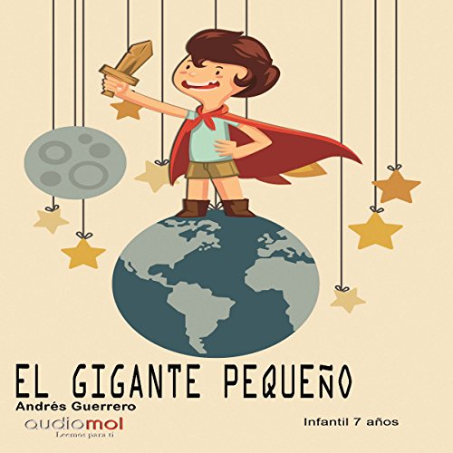 El gigante pequeño [The Little Giant] audiobook cover art