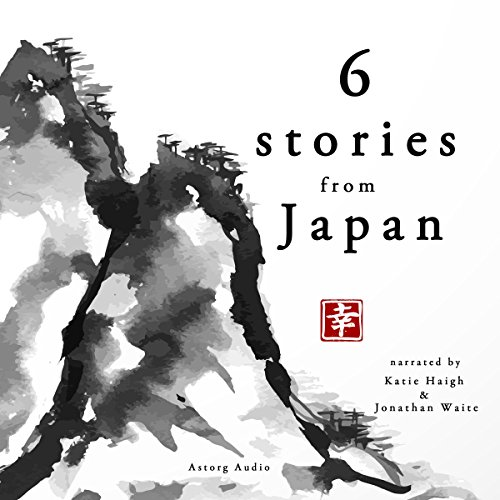 Six Stories from Japan cover art
